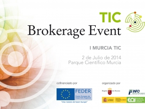 I Murcia TIC Brokerage Event